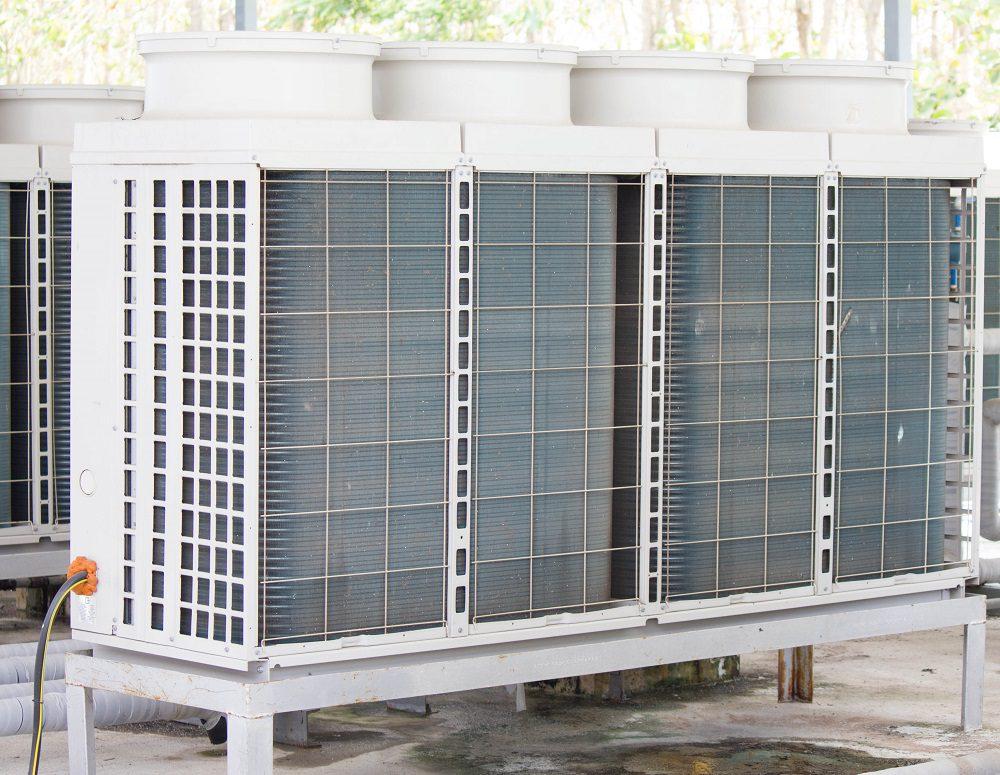 Stock Photo - Air conditioner.