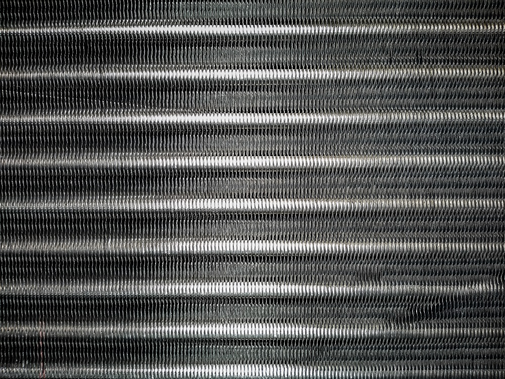 real surface stainless steel ,metal mesh pattern used as texture background