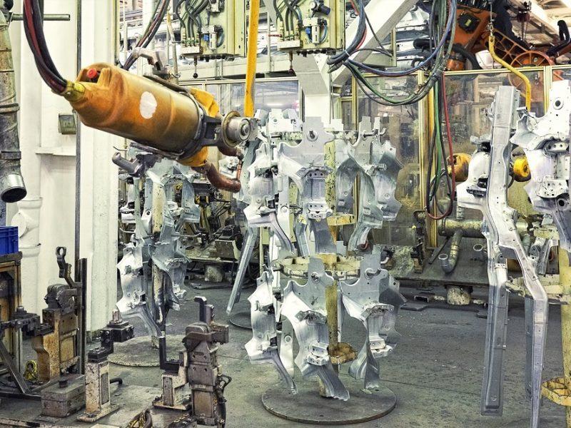 Linia Produkcyjna Automotive